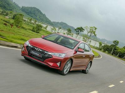 Hyundai Elantra Sport 1.6 T-GDI 2020