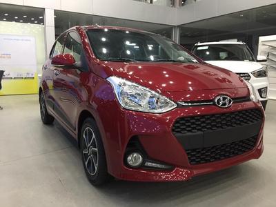 Hyundai Grand I10 đạt 953 xe bán ra trong tháng 5/2021.