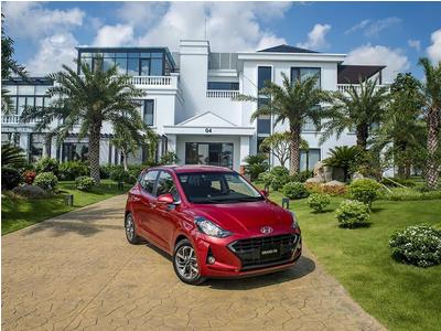 Hyundai Grand I10 Hatchback 1.2 MT 2021