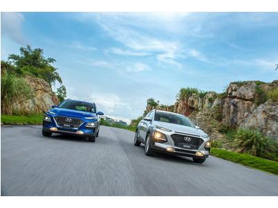Hyundai Kona 2019 có giá từ 636 triệu đồng