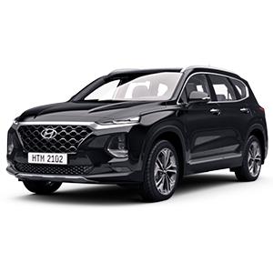Hyundai Santa Fe 2.4 Xăng
