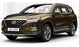 Hyundai Santa Fe 2.2 Dầu