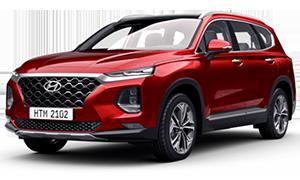 Hyundai Santa Fe 2.2 Dầu Cao Cấp