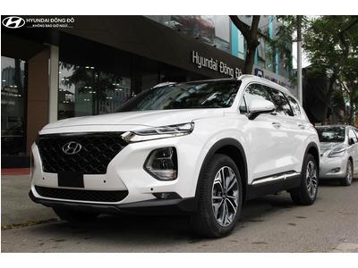 Hyundai Santafe 2019 thế hệ thứ 4 với nhiều tính năng vượt trội, trang bị hiện đại, nhiều tính năng an toàn nhất phân khúc