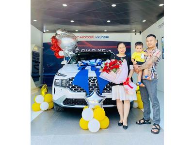 Hyundai Santafe 2021 - Kh tại Nam Định
