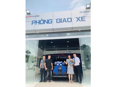 Hyundai Santafe 2021 - Khách Hàng Tại Phú Thọ