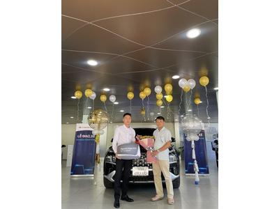 """Hyundai Santafe 2021 - Tuyệt tác """" Bứt phá tiên phong"""""""