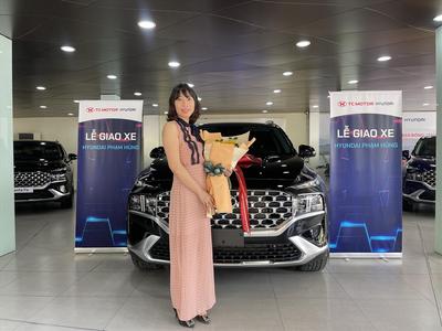 🌈🌈🌈 HYUNDAI SANTAFE 2021-XE ô tô được mong chờ nhất năm 2021 🔥🔥
