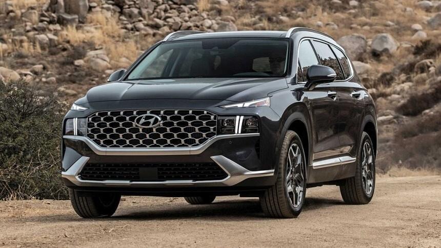 Hyundai Satafe lọt top 10 xe bán chạy tháng 6-2021