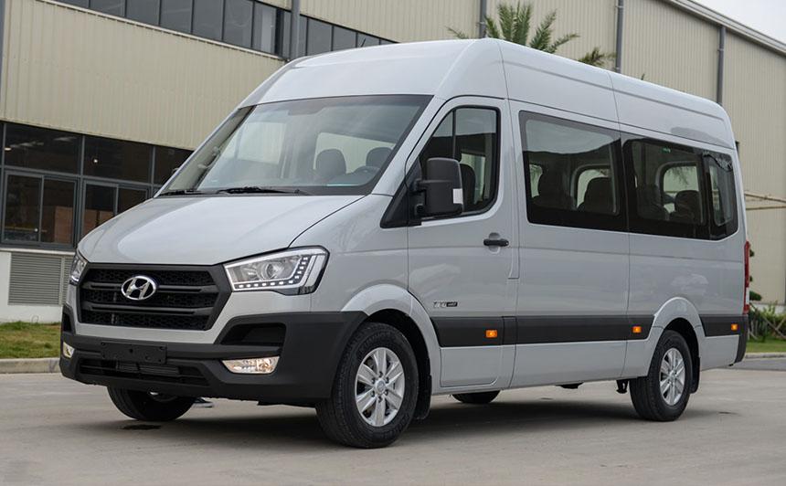 Hyundai Solati - Hình 8