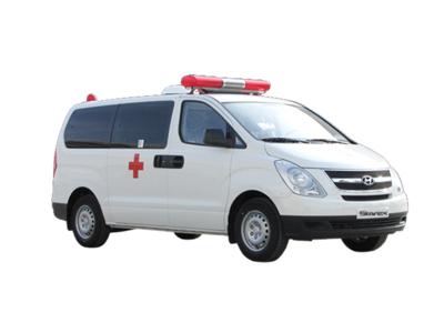 Hyundai Starex cứu thương 2.5 MT (máy dầu)