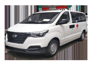 Hyundai Starex Cứu Thương 2021