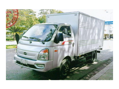 Hyundai TMT Daisaki thùng kín, tải 2,5 tấn, thùng dài 3,6 mét Euro 4