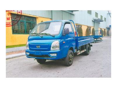Hyundai TMT Daisaki thùng lửng, tải 2,5 tấn, thùng dài 3,6 mét Euro 4