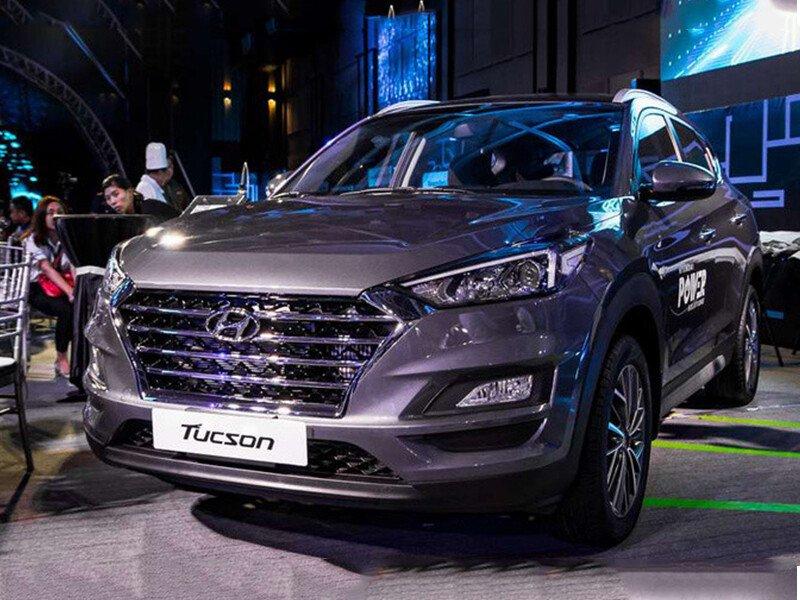 Hyundai Tucson 2.0 Diesel