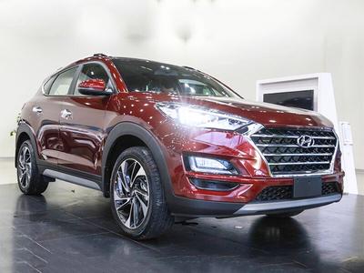 Hyundai Tucson 2.0 Đặc Biệt 2021