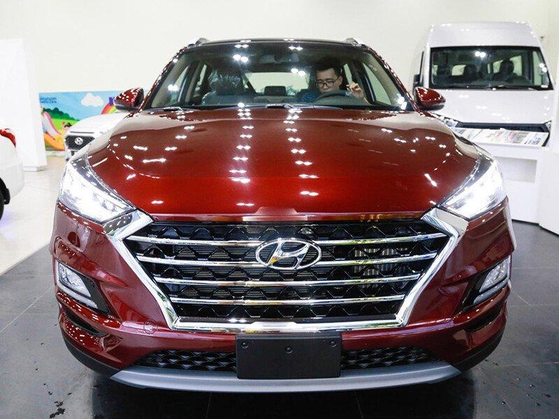 Hyundai Tucson 2.0 Diesel 2021
