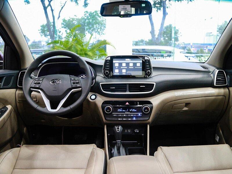 Hyundai Tucson 1.6 T-GDI Turbo 2021