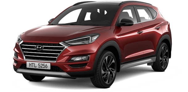 Hyundai Tucson 1.6 T-GDI 2021