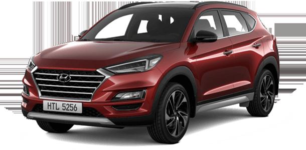 Hyundai Tucson 2.0 Tiêu Chuẩn 2021