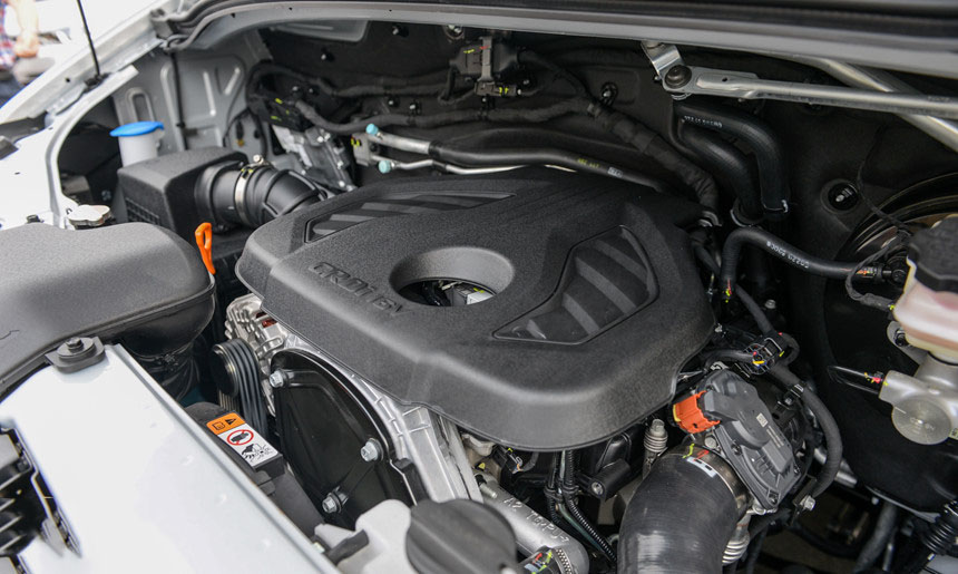 Hyundai Solati - Hình 18