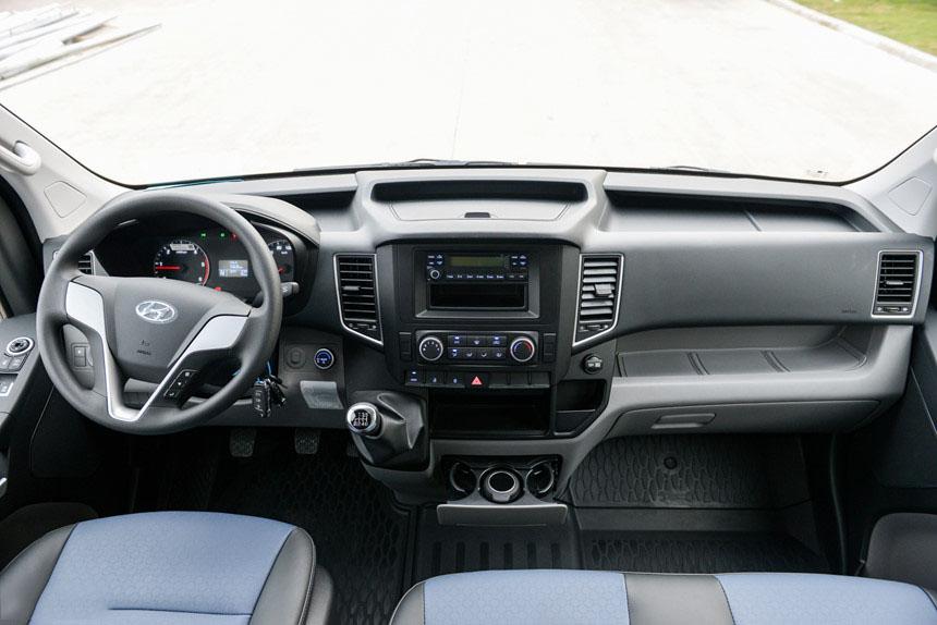 Hyundai Solati - Hình 10