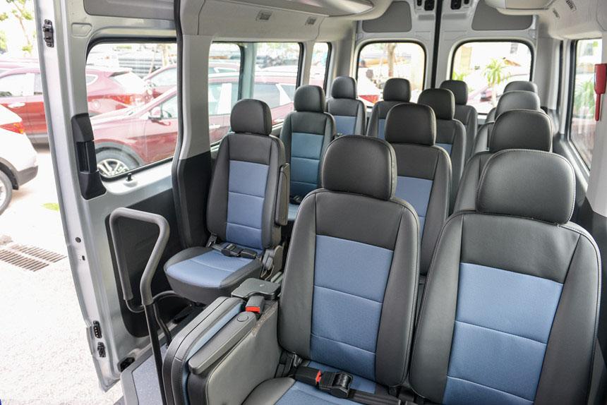 Hyundai Solati - Hình 14