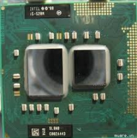 CPU i5 - 520M