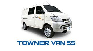 Xe tải Thaco Towner Van 5S - 750kg