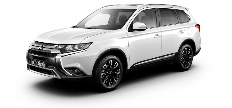 Giá xe Mitsubishi outlander mới nhất