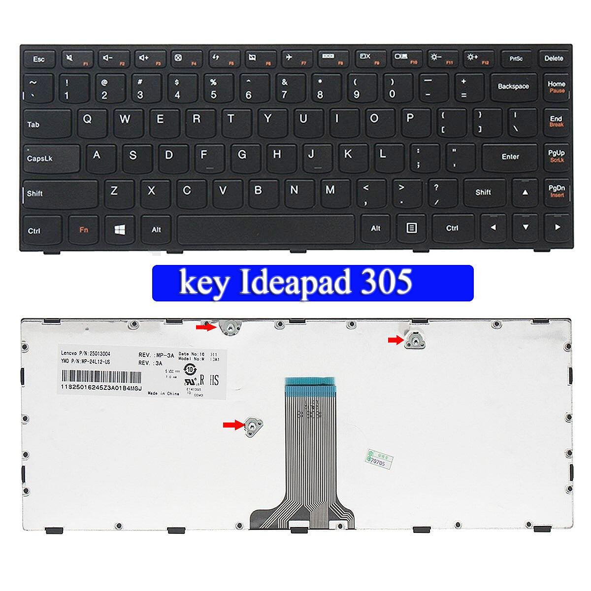 bàn phím laptop lenovo Ideapad 305 14 inch
