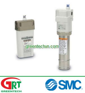 Membrane compressed air dryer IDG series | SMC Vietnam | Thiết bị SMC