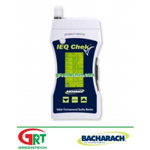 IEQ Chek™ 0019-8117 | Monoxor Plus CO Analyzer | Máy phân tích khí CO | Bacharach Vietnam