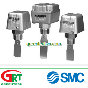 Paddle flow switch / for water / insertion 14-2 600 l/min   IF3   Công tắc SMC   SMC Vietnam   SMC