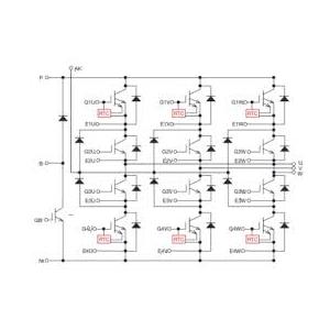 IGBT FUJI 6MBI , Đại lý phân phối IGBT Của FUji