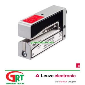IGSU 14D/6.3SD-S12 | Leuze | Cảm biến siêu âm quét nhãn, bao bì | Ultrasonic forked sensor