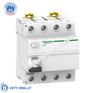 iID K RCCB 4P 30mA 240-415V 63A - Model A9R70463