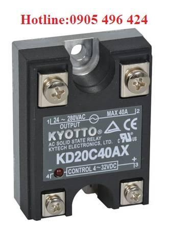 Relay Bán Dẫn:KD20C10AX