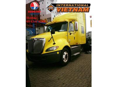 Xe đầu kéo Mỹ International Maxx Force, giá tốt, giao xe ngay đủ màu euro 4