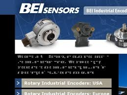 encoder Bei sensors vietnam, THM4, THM5, Bộ mã hóa vòng quay encoder BEI-Sensors