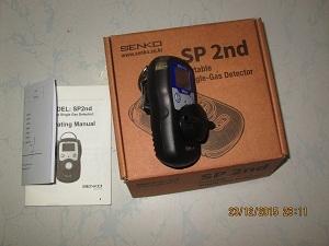 Máy đo nồng độ khí HN3 | Senko SP2nd (NH3) | Portable Gas detector SP2nd (NH3) | Senko