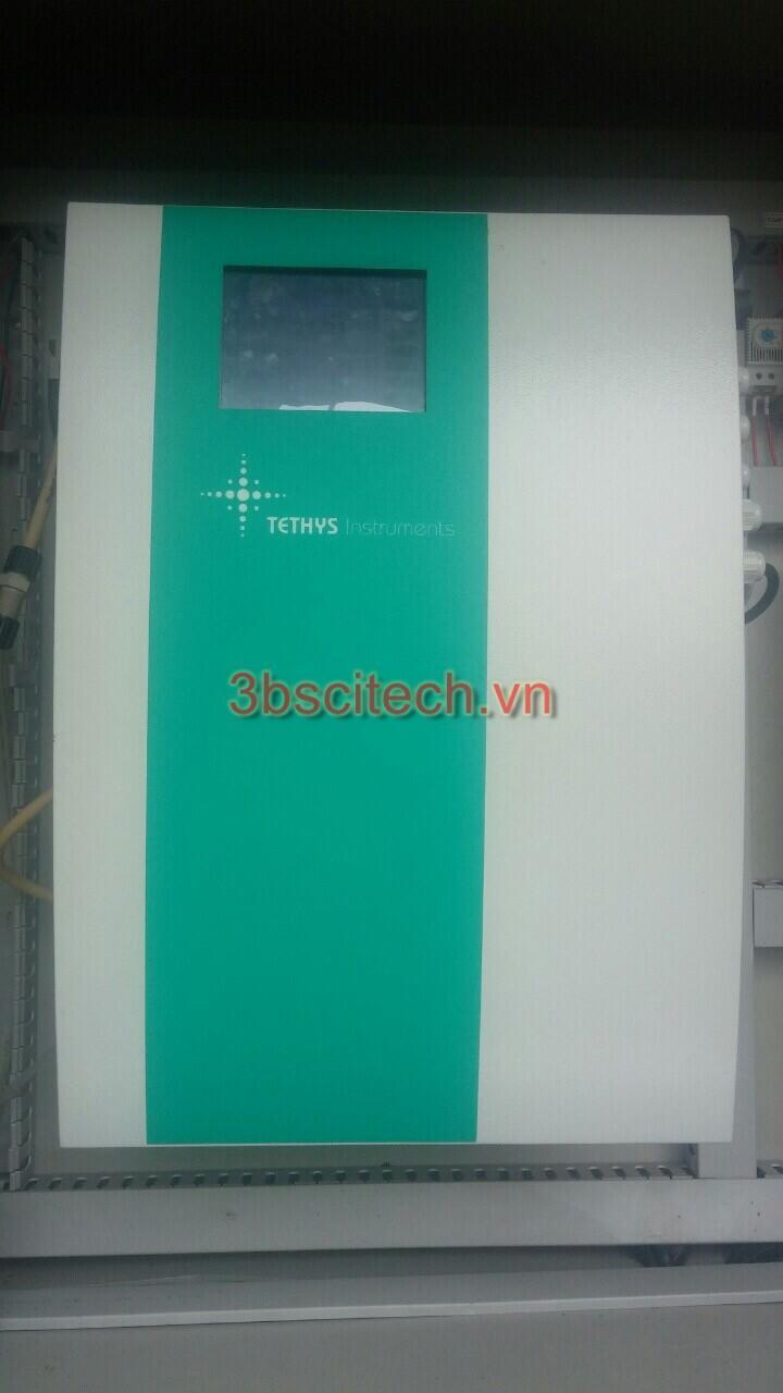 Sửa chữa tủ BOD, DO, COD, TSS online, thí nghiệm