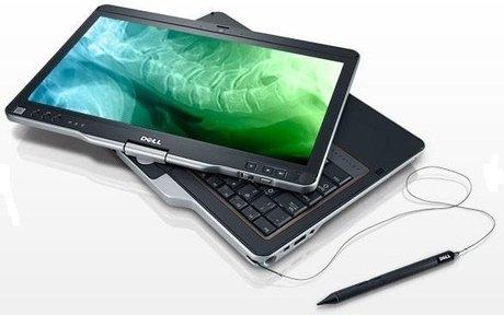 laptop dell xt3