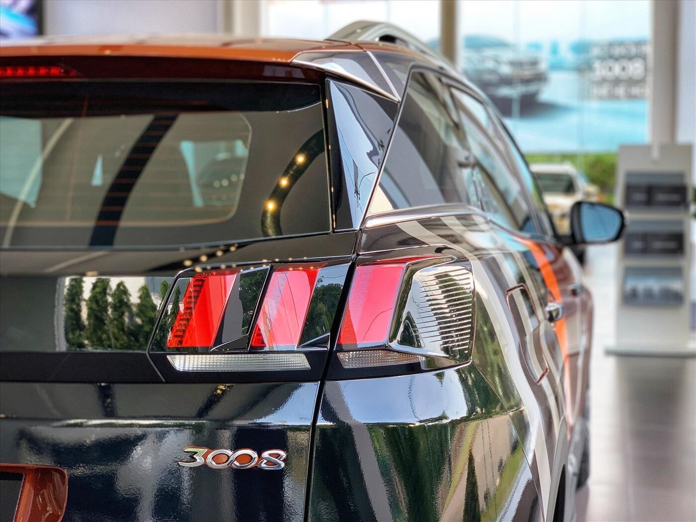 Peugeot 3008 Allure 2021 - Cam ELG
