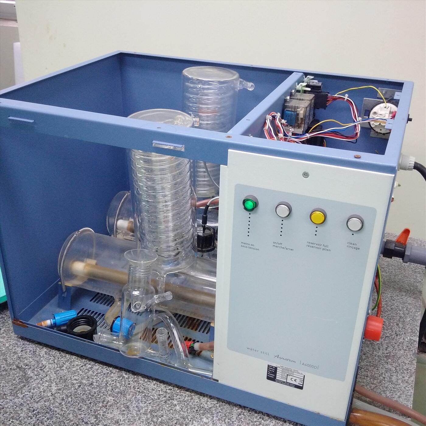 Sửa chữa máy cất nước