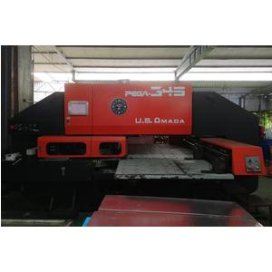 Máy đột CNC Amada pega 345