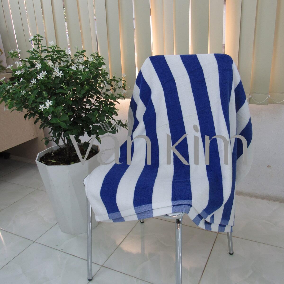 Khăn Tắm Khách Sạn Hồ Bơi 90x180 900g Màu