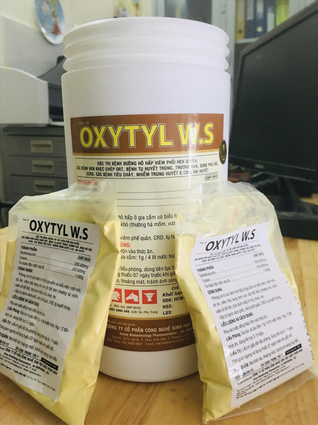 OXYTYL W.S