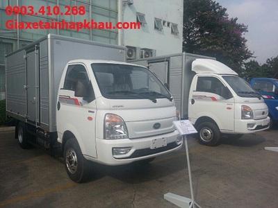 Hyundai TMT Daisaki tải 2,5 tấn, thùng dài 4,2 mét Euro 4