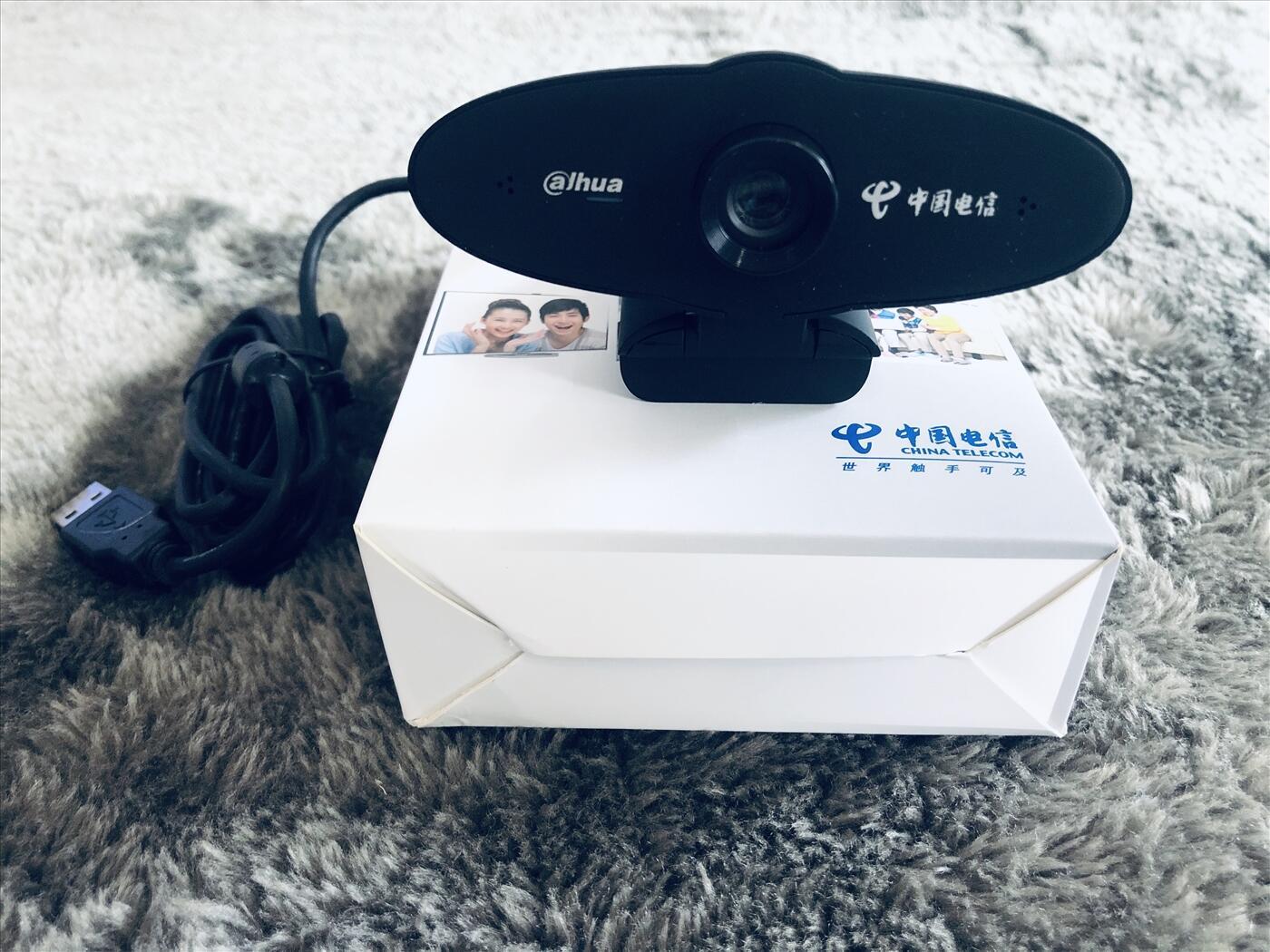 Thiết bị ghi hình Dahua Z2 Plus    Webcam HD 720P    Siêu nét